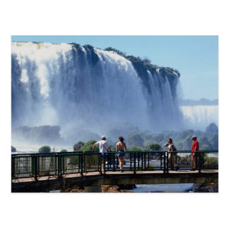 Quedas de Iguacu, Brasil Cartão Postal