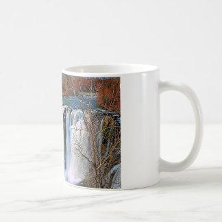 Quedas de White River Caneca De Café