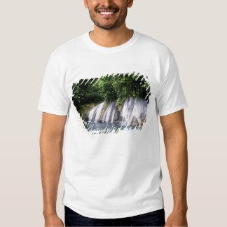 Quedas do alcance, porto Antonio, Jamaica Camiseta