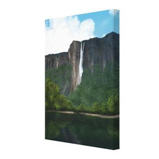 Quedas - impressão das canvas impressão em tela canvas