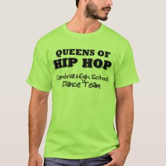 Queens de Hip Hop Camiseta