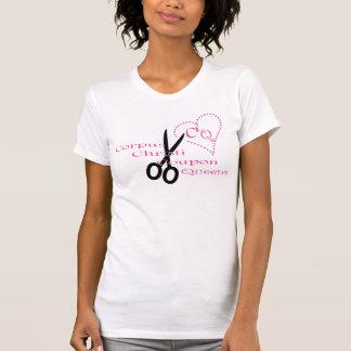 Queens do vale de Corpus Christi Camiseta