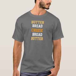 Queijo brindado por favor camiseta