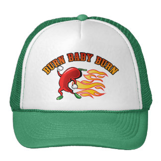 Queime o chapéu dos camionistas do bebê 18 95 11 bonés