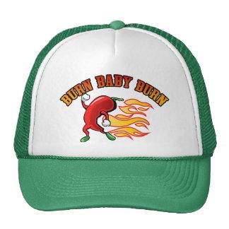 Queime o chapéu dos camionistas do bebê $18,95 (11 boné