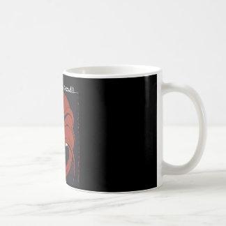 Queira o café colocam agora caneca de café