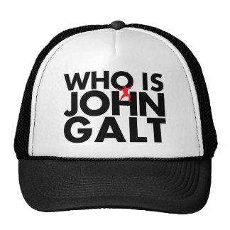 Quem é John Galt Boné