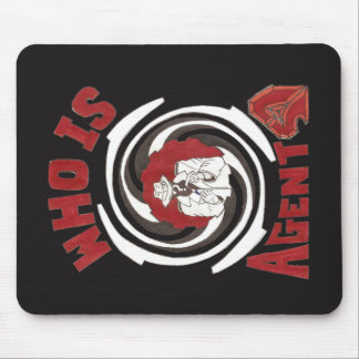 Quem é o design #2 do mousepad do agente 57