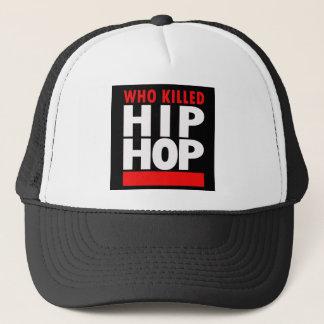 Quem matou Hip Hop Boné