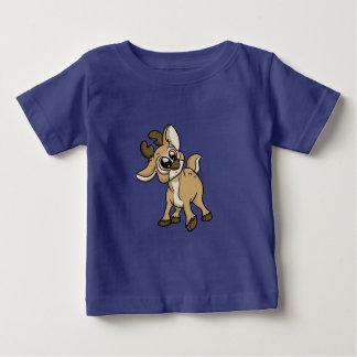 Quem, mim? Jovem corça Camiseta Para Bebê