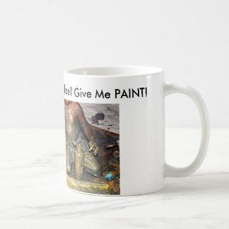 Caneca De Café Quem precisa a caneca de café