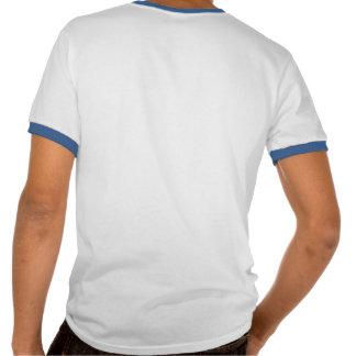 Quem será contra nós? tshirts