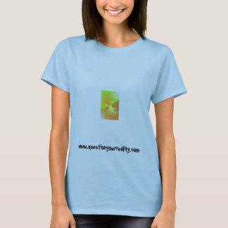 Questione sua realidade camiseta