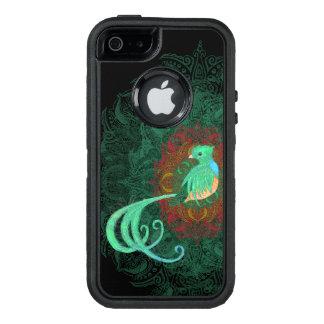 Quetzal encaracolado