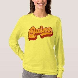 Quine, camiseta Doric do dialecto