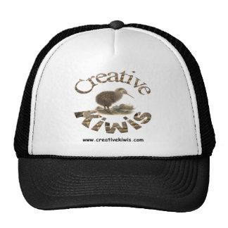 Quivis criativos 1 bonés