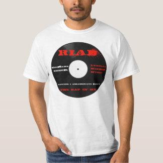 R.I.A.D. (o rap em mim) Tshirts