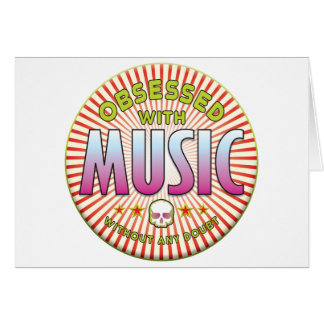 R obcecado música cartoes