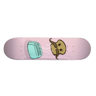 Rabanada Shape De Skate 19,7cm