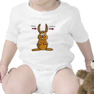Rabbit input output babadores