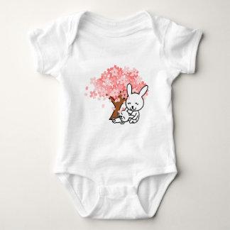 rabbits body para bebê