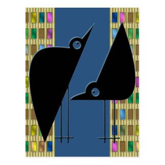 Rabinskis - cartão postal