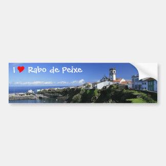 Rabo de Peixe - Açores Adesivo