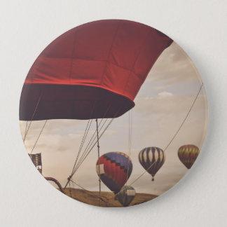 Raça do balão de ar quente de Reno Bóton Redondo 10.16cm