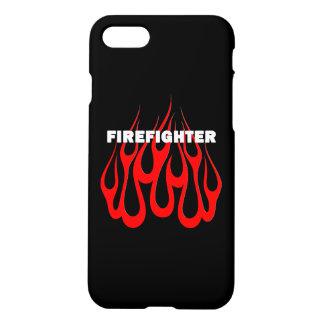 Racey arde o sapador-bombeiro capa iPhone 7