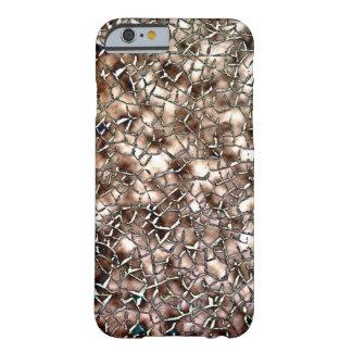 Racha o caso do iPhone 6/6s Capa Barely There Para iPhone 6