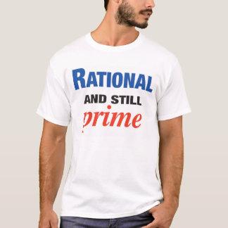 Racional e ainda prima camiseta