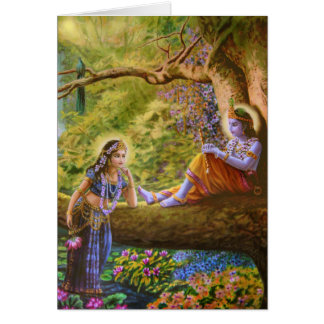Radhe Shyam! Cartões
