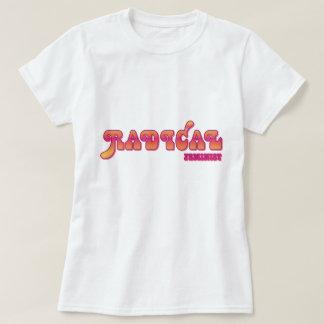 Radical! (feminista) t-shirts