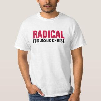 Radical para Jesus Camiseta