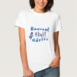 Radical para o cristo camisetas