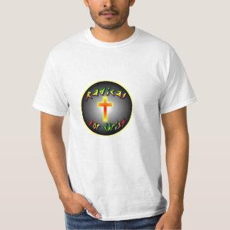 Radical para o cristo t-shirts