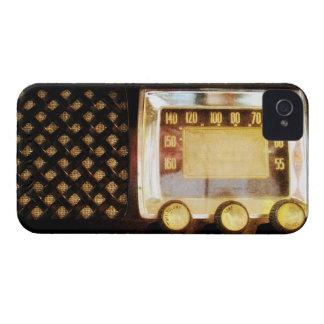 Rádio velho capinhas iPhone 4