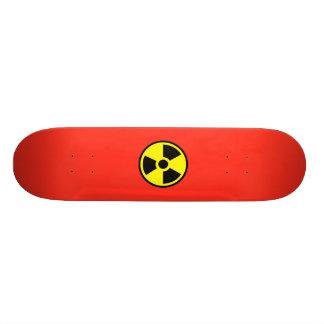 Radioativo Shape De Skate 18,1cm