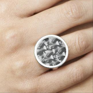 Radiografado (original) anel com foto