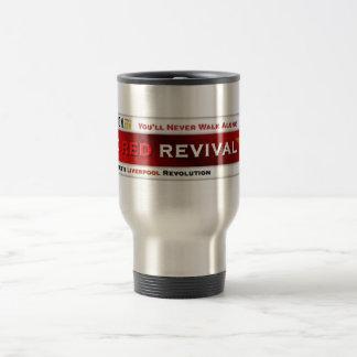 Rafalution a caneca vermelha do renascimento II