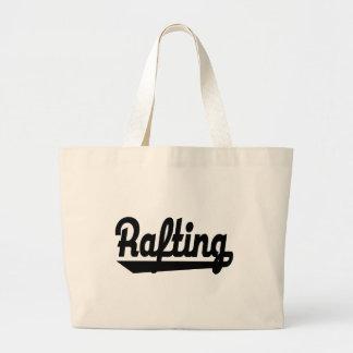 rafting bolsa de lona
