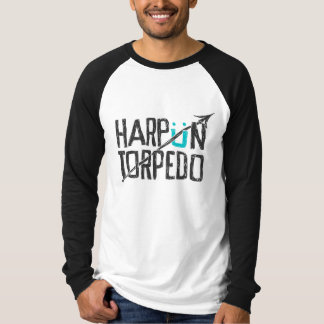 Raglan do torpedo de Harpün Tshirts