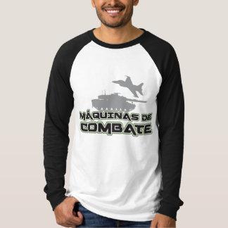 Raglan manga longa Máquinas de Combate T-shirts