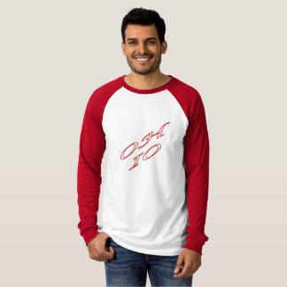 Raglan OHIO Camiseta