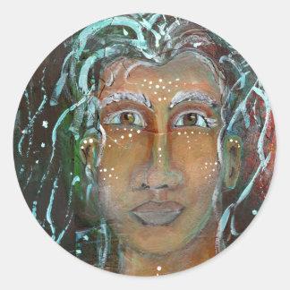 Ragnhailt feminino divino adesivo