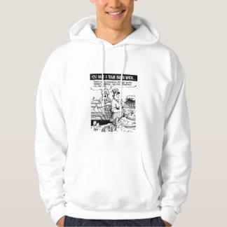Railroaders modelo: Camisola do Zephyr de Moletom