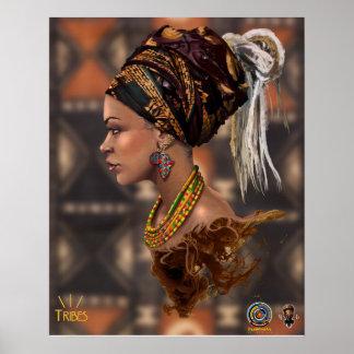 Rainha 02 do tribo pôster