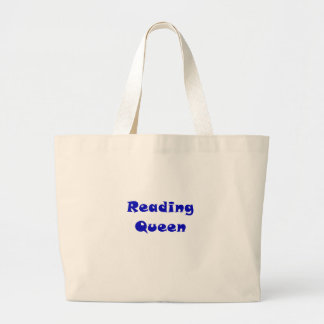 Rainha da leitura bolsas