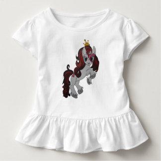 Rainha de camisas das meninas dos corações