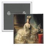 Rainha de Marie Antoinette de France, 1779 Botons